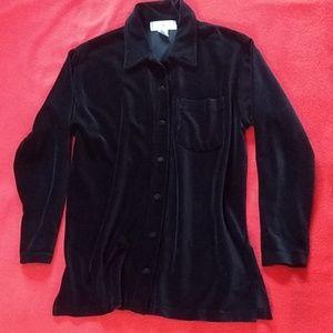 Jennifer Moore Shirt-Jacket